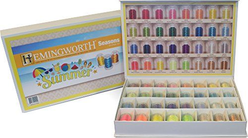 Summer Hemingworth Seasons 32 Spool Set -- Check out this great product.
