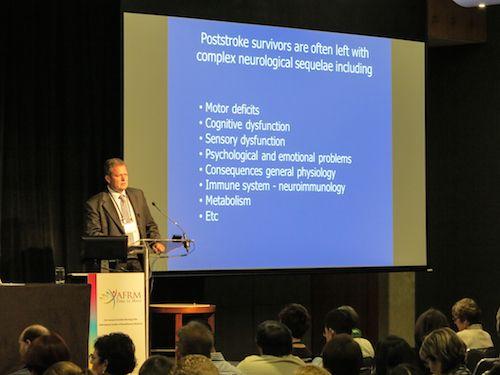 21st Annual Scientific Meeting of the Australasian Faculty of Rehabilitation Medicine.