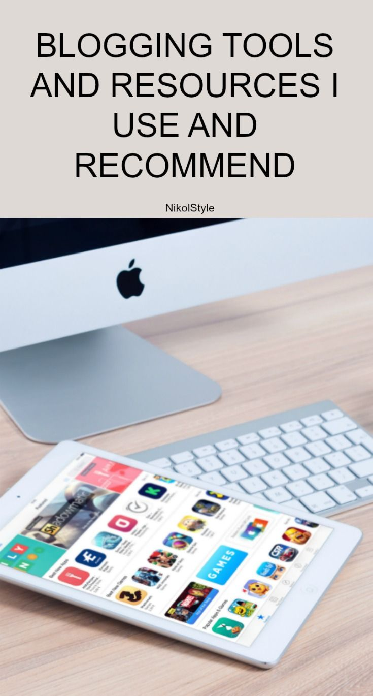 One thing that can be overwhelming about blogging is the huge variety of blogging tools and resources. I found myself investing countless hours searching the internet. So if you want to save some of your precious time then check out  the tools and resources I use and recommend
