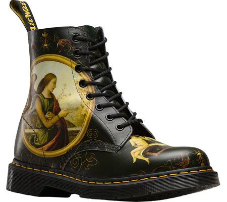 Dr. Martens Pascal 8-Eye Boot - Di Paolo Backhand with FREE Shipping &