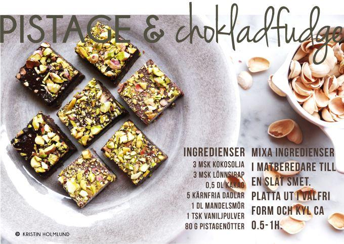Kristin Holmlund: Rawfood