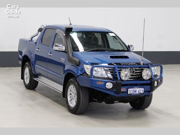 2012 Toyota Hilux Sr5 4x4 For Sale 43 884 Automatic Ute