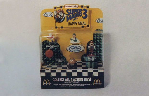4. Super Mario Bros. 3 - The 50 Coolest Happy Meal Toys of All Time | Complex AU