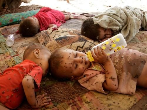 Poor Children. Nothing makes my heart more sad than this. Please pray for the disadvantaged children of the world. Praying that God will have mercy on them and that he will provide for them.