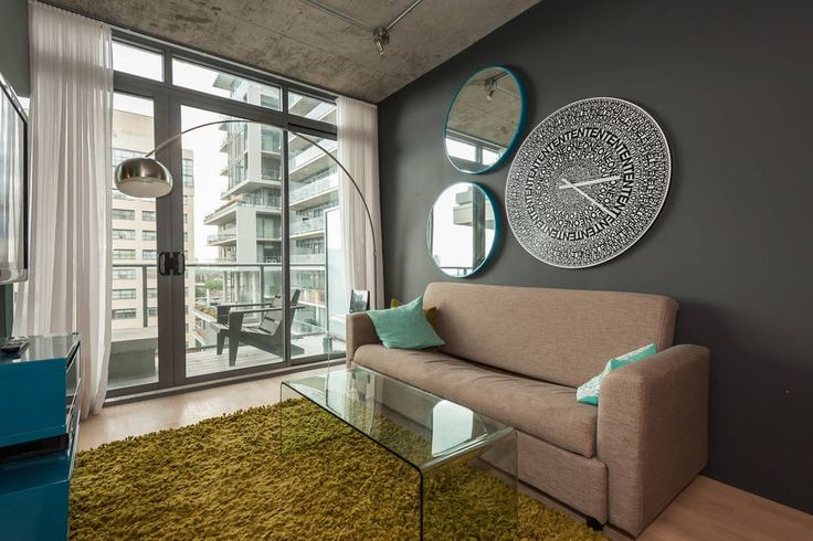 Check out this awesome listing on Airbnb: Fashion District Luxury Condo - Apartments for Rent in Toronto