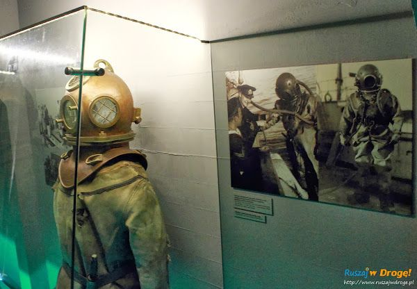 #Nurek portowy w #Muzeum Miasta #Gdynia, #Poland