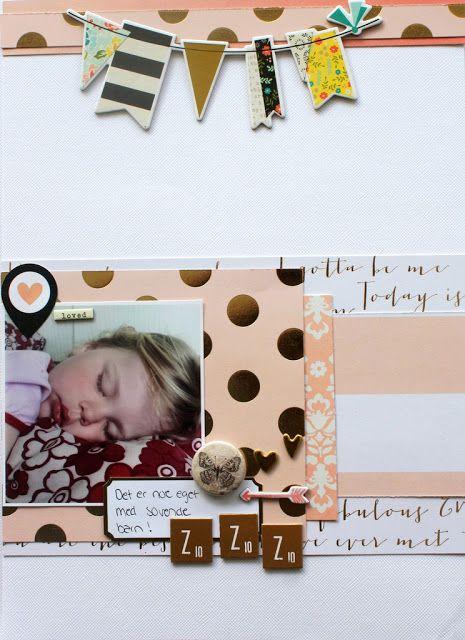 "Anma.no - Blog - ""Zzzz"" layout created by Dt Stine."