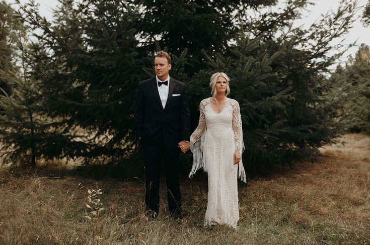 Worried that you and your fiancé's style will never mesh when it comes to planning the big day? Today's couple is here to show you that not only can it be done, but it can be done well. Especially when you call on the right team for help! Kelly + Eric trusted GATHER Events to transform their personal...
