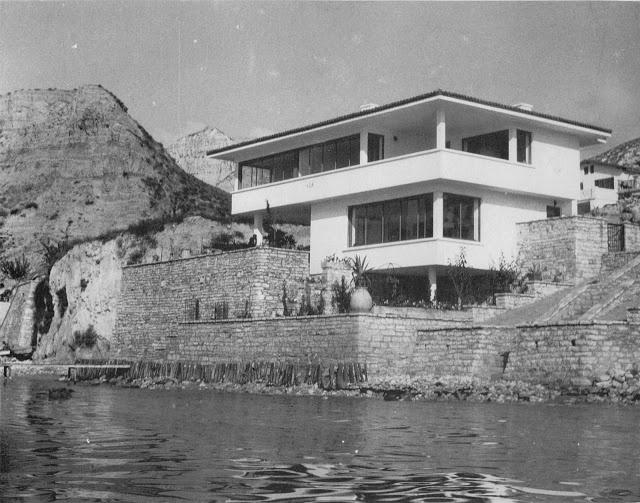 House at the Black Sea, Balchik (Bulgaria), Henriette Delavrancea-Gibory, cca. 1935