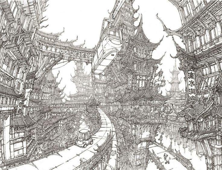 More ⬇️, Follow me  Art by Minseub Jung* Blog/Website  https://www.facebook.com/CharacterDesignReferences