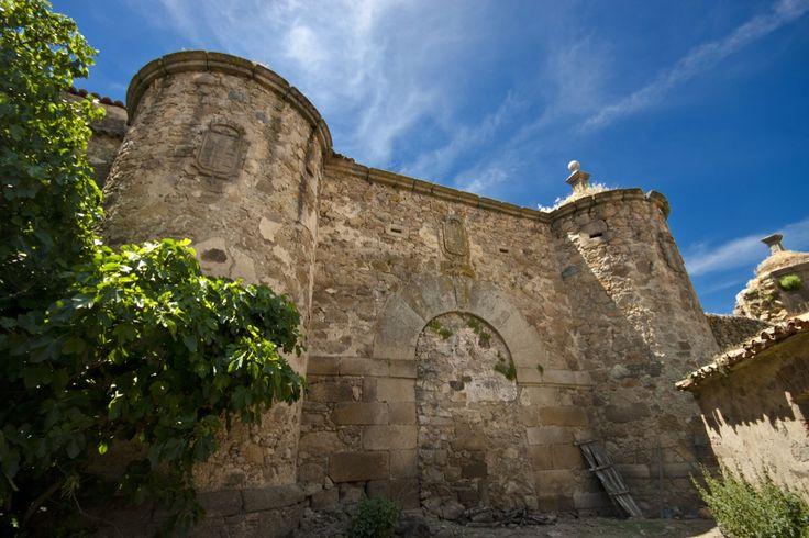 Castillo de Brozas: