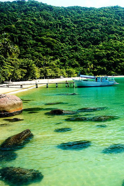 Angra dos Reis #Brasil #Travel                                                                                                                                                      Mais