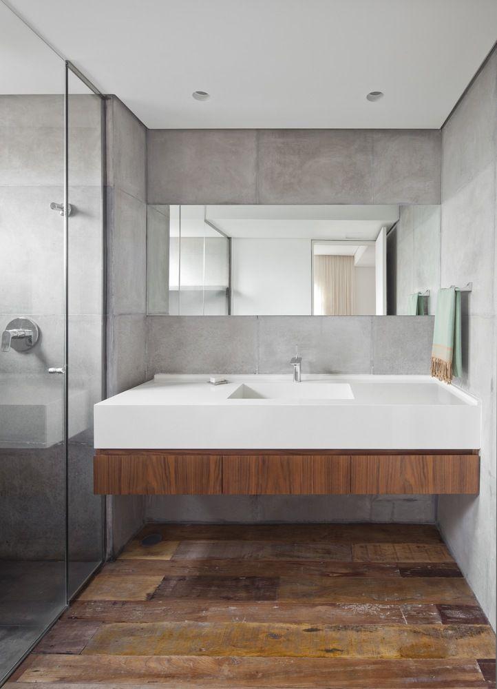 Galeria de Apartamento JAff / Meireles + Pavan Arquitetura - 6