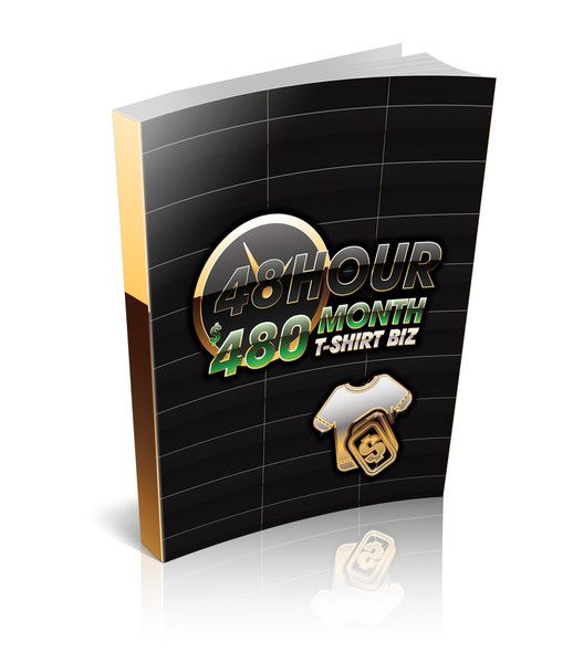 Learn How to Earn from T-shirt Business in Less Than 48 Hours! This writing is essentially a quick start guide to brainstorming, branding, creating, and launchi  Learn How to Earn from T-shirt Business in Less Than 48 Hours!  This writing is essentially a quick start guide to brainstorming, branding, creating, and launching your own profitable t-shirt business in less than 48 hours, while spending no more than 48 Dollars to do it.   In this method I am going to teach you how…