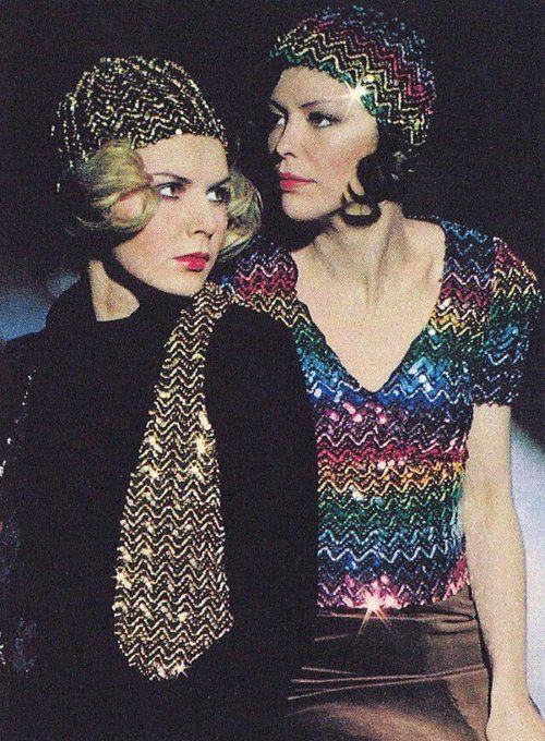 || Desert Lily Vintage || Biba Glam C 1970's Retro Wunderland: Photo