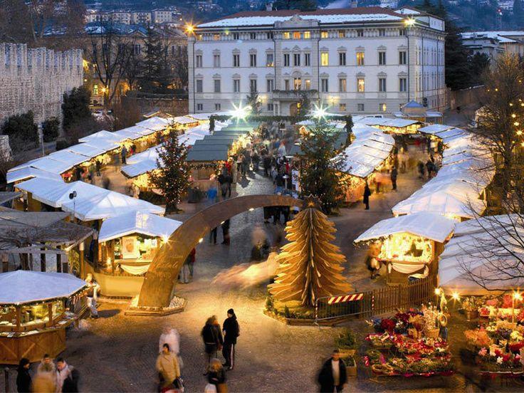 Mercatini di Natale a Trento... è ormai tradizione!