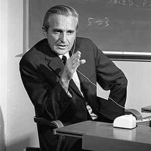 The pioneering Doug Engelbart invented things that transformed computing, but he also intended them to transform humans.