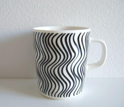 Marimekko Silkkikuikka mug by Maija Isola and Kristina Isola #followitfindit @eBay