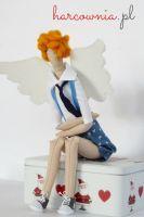 Tilda named Gabryś - zatroskany anioł strórz