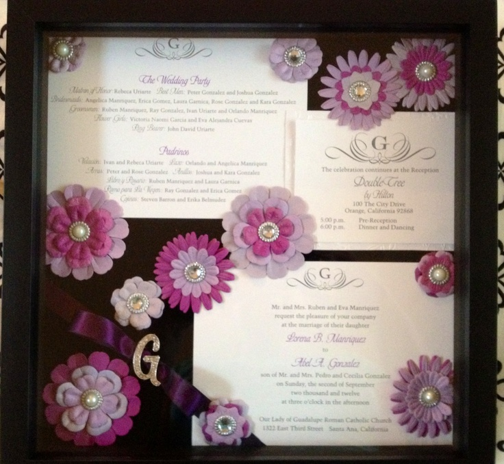 wedding invitation keepsake craft ideas - 28 images - dustine s if ...