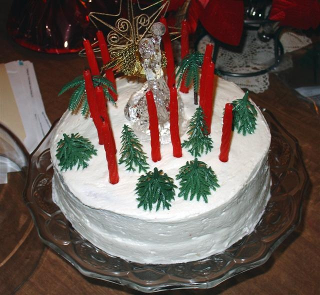 Jesus Birthday Cake Holiday and Party Pinterest