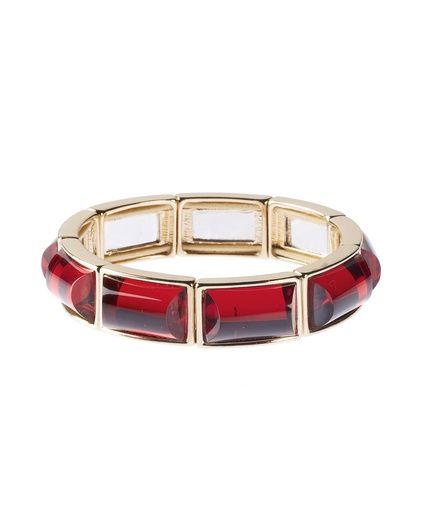 Brilliant links bracelet