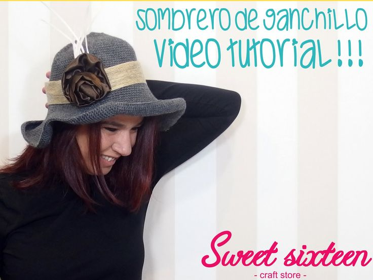 587 best tocados y sombreros images on Pinterest | Hat patterns ...