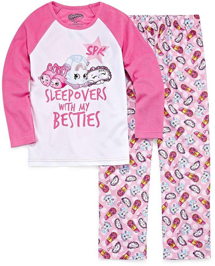 SHOPKINS Shopkins 2-pc. Shopkins Pant Pajama Set Girls