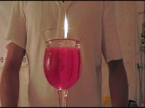 atmosfere: le candele che non si consumano - YouTube