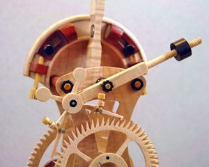 Top Pendulum Clock