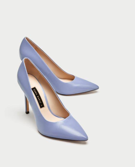 e3ad3d96 Imagen 3 de SALÓN PIEL LILA de Zara | Moda | Zapatos, Zara y Zapatos ...