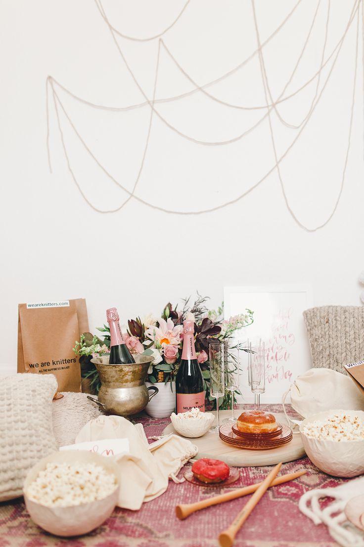 Indoor picnic party | A Fabulous Fete