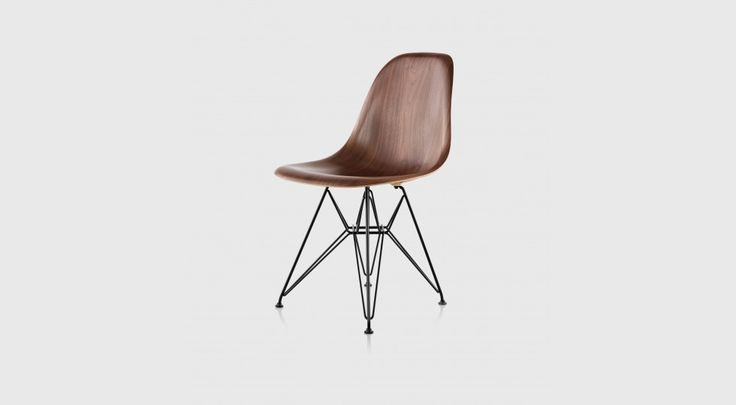 Eames® Moulded Wood Chair - Living Edge