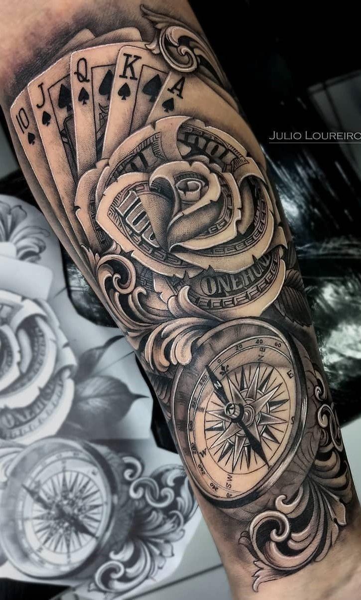 Tattoo male Tattoo Fonts