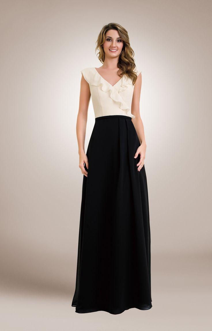 Black dress bridesmaid - 1680 Satin Bridesmaids Dress With Cap Sleeve Satinbridesmaidsdresses
