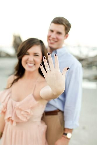 You gotta love a surprise proposal like this!