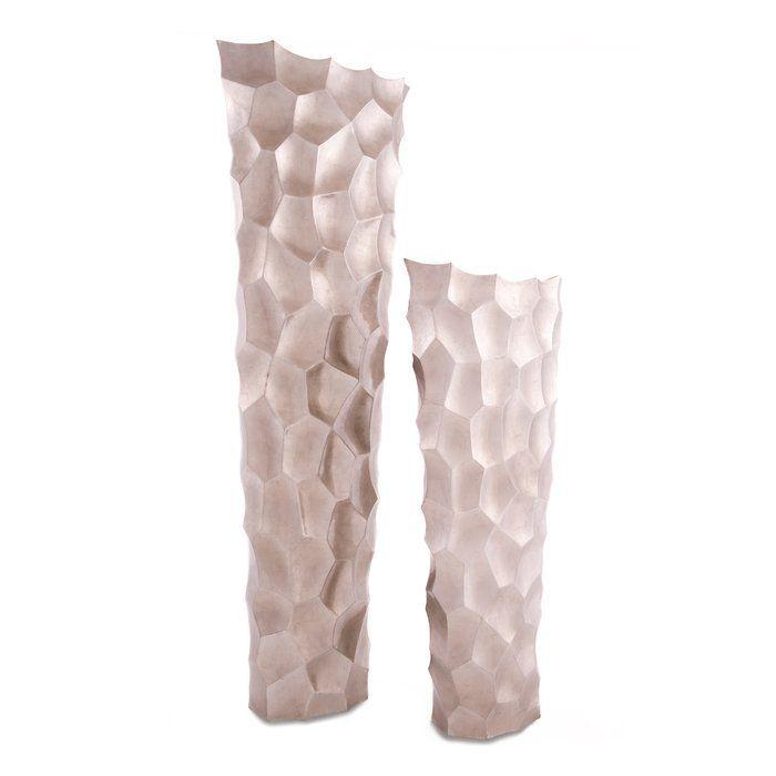 Distressed Copper Floor Vase Floor Vase Vases Decor Rustic Vase