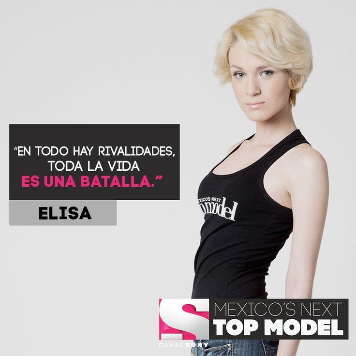 Mexico's Next Top Model 5 - Elisa