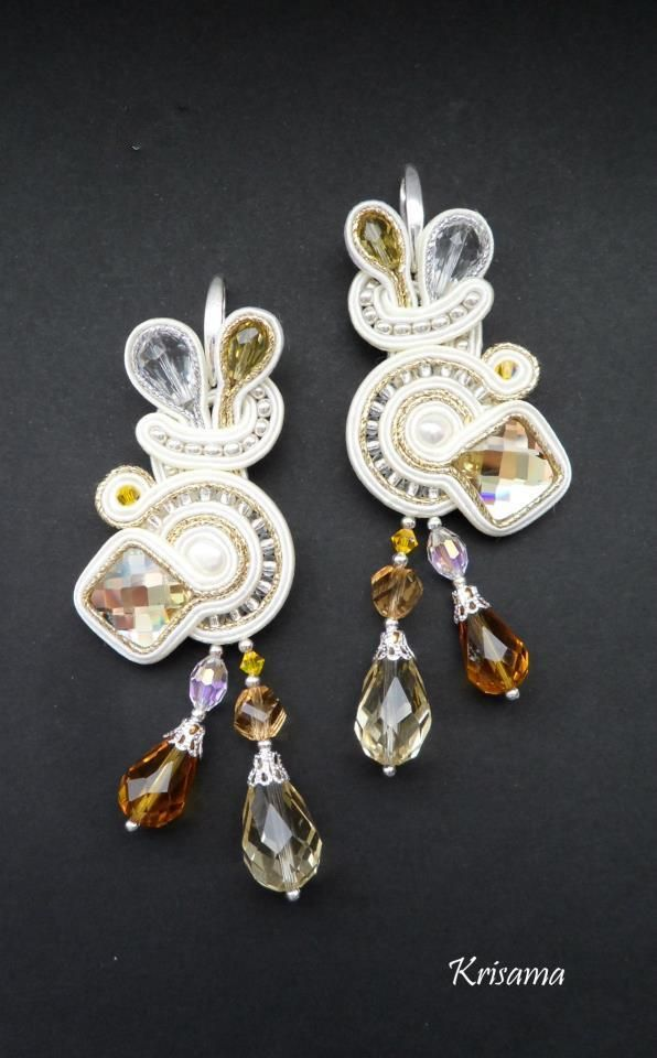 Soutache Jewelry https://www.facebook.com/profile.php?id=100007002975351
