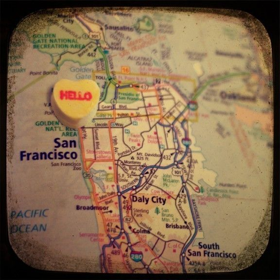 Move back to California even if it just for a temporary period. I was born in San Francisco...