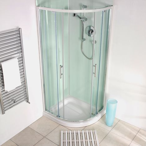 51 best Showerwall images on Pinterest | Bathroom ideas, Shower ...