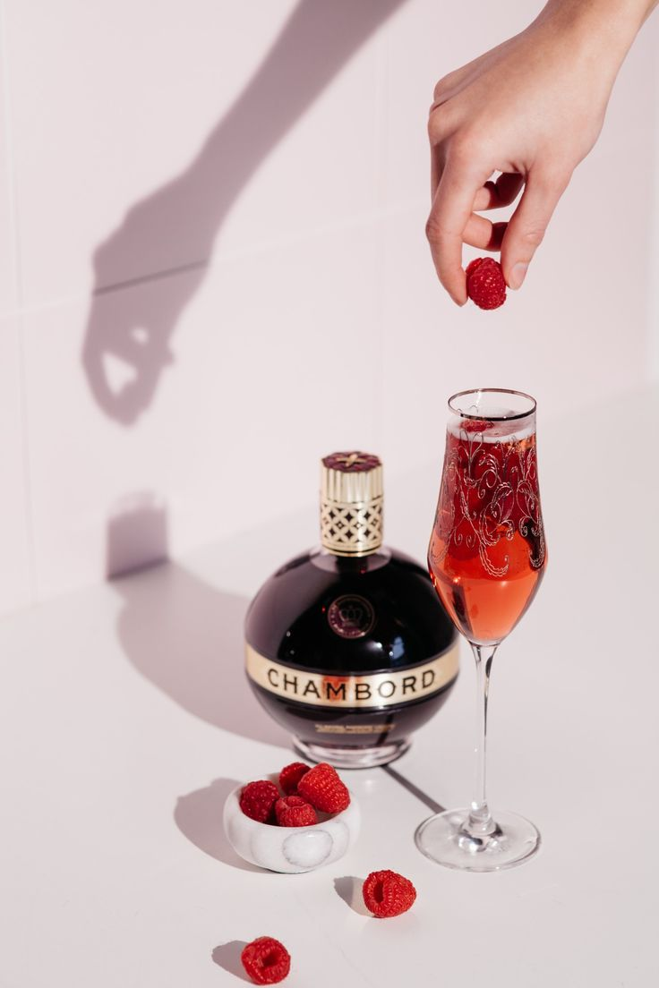 Clink glasses this spring with Chambord + champagne. To be enjoyed with delicious brunch and good friends. In partnership with @ChambordUS / #SponsorOver21 / #BecauseNoReason