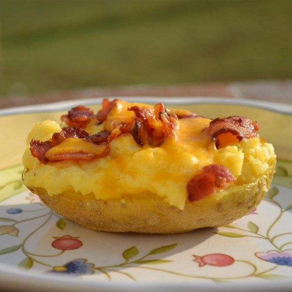 The Ultimate Twice Baked Potatoes: 1433 Best Images About Side Dish Recipes On Pinterest