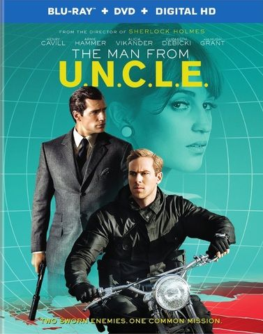 The Man From UNCLE 2015 BluRay - Vodlocker Moviez