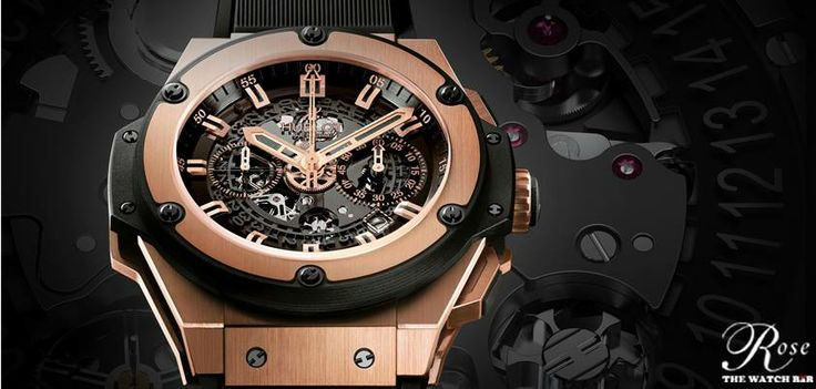 Uhren Magazin conducted a face-off between the Royal Oak Offshore (Audemars Piguet), #IWC Ingenieur and #Hublot King Power.   Hublot's King Power Unico sealed the deal by winning the 'Best Chronograph' title. Hublot Genève IWC Watches #ClashOfTitans