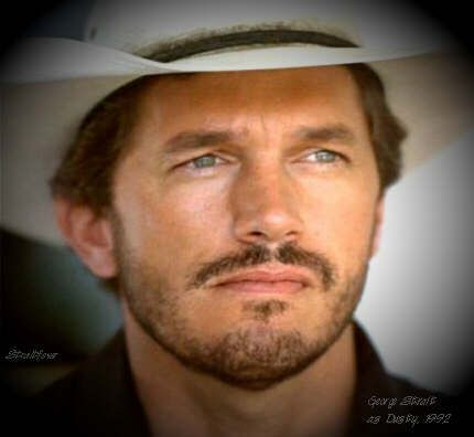"""George Strait ~ As he appeared in the movie """"Pure Country"""" ~ ♥ ♥"""