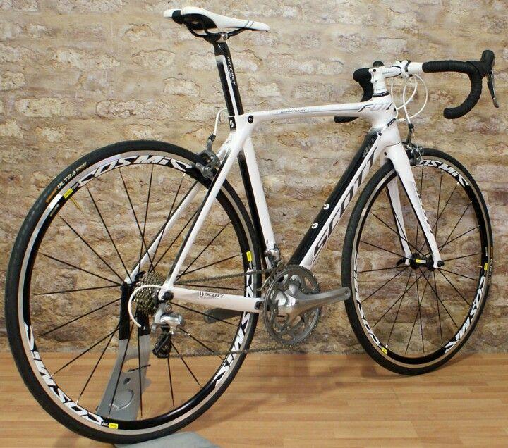 Scott foil carbon road bike