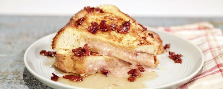 Try this stuffed french toast with a twist!