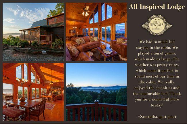 Mountain Getaway | Luxury Cabins | Luxury Cabin Rentals | Blue Ridge Cabin Rentals | Blue Ridge Vacation | Nature Retreat | Beautiful Homes | Beautiful Vacation Homes | North Georgia Luxury Cabin Rentals