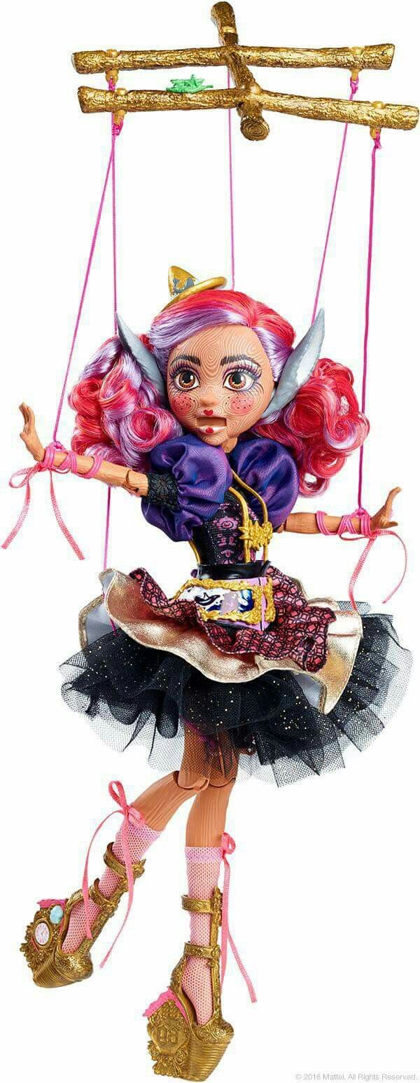 2016 Ever After High San Diego Comic-Con Exclusive - Cedar Wood